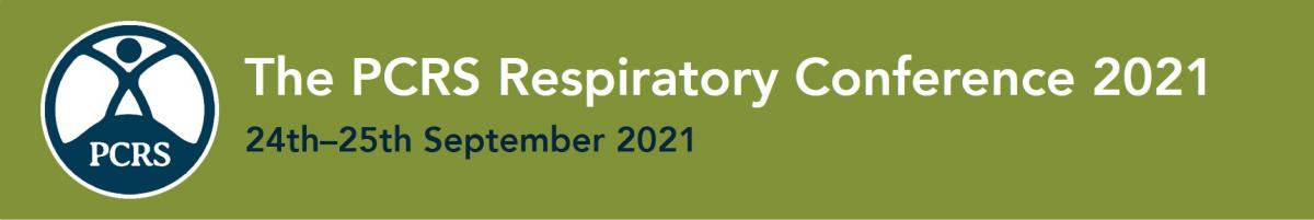 PCRS Respiratory Conference 2021