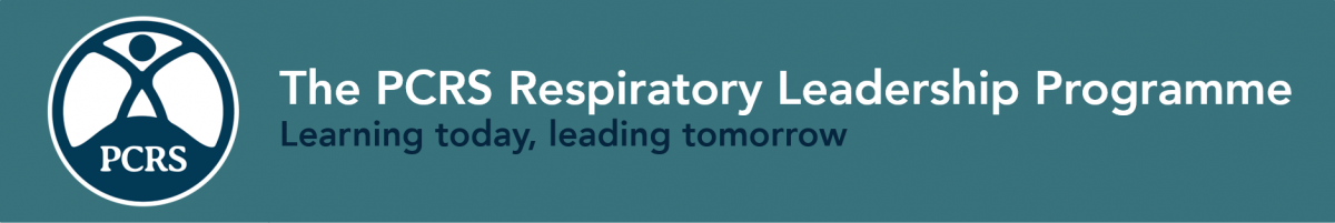 What others say about the Respiratory Leadership Programme
