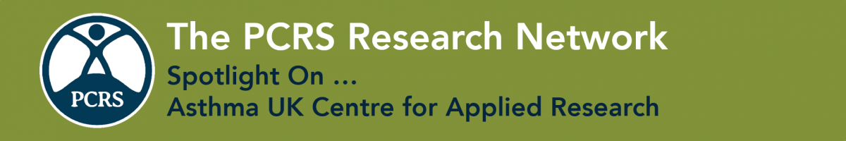 Spotlight on Asthma UK Centre for Applied Research