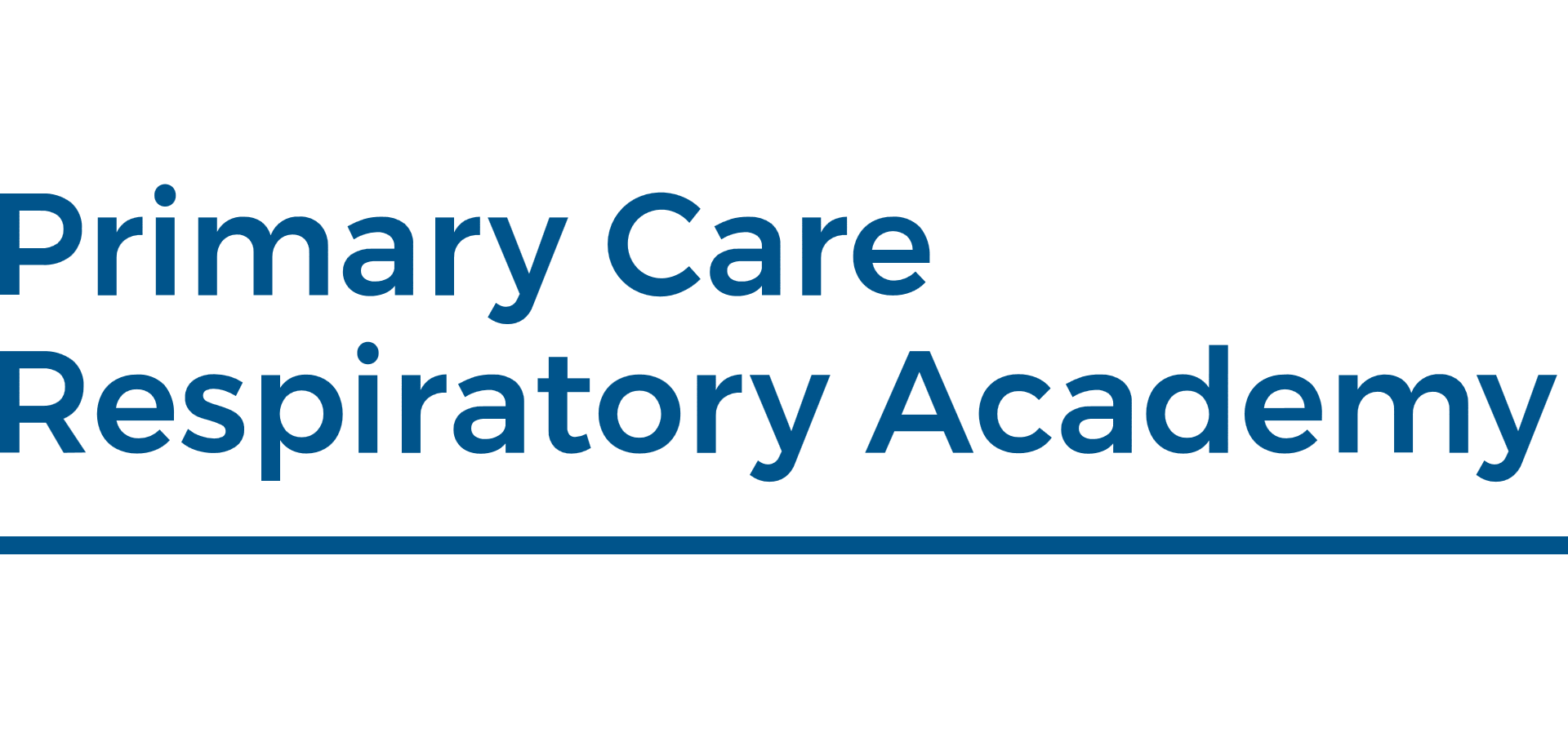 Primary Care Respiratory Acadamey